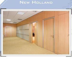 COMAR - new holland - Abnehmbare Zwischenwand
