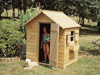 Cihb - cabane pour enfant lucas - Kindergartenhaus