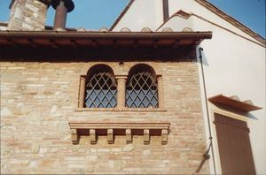 VICIANI -  - Erkerfenster