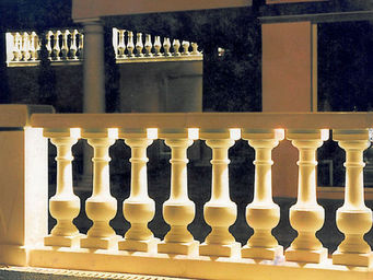 BATI-LIGHT -  - Baluster Mit Beleuchtung