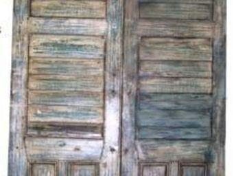 La Farfouille -  - Klapp Lamellenfensterläden
