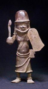Dakoun -  - Kleine Statue