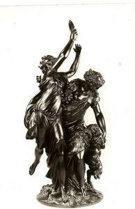 ANTICHITA' SANTORO -  - Kleine Statue