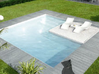 Aquilus Piscines -  - Traditioneller Swimmingpool