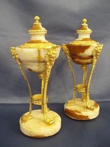 Jacque's Antiques -  - Paar Töpfchen