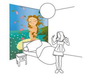 Wasabi déco -  - Wanddekoration Für Kinder
