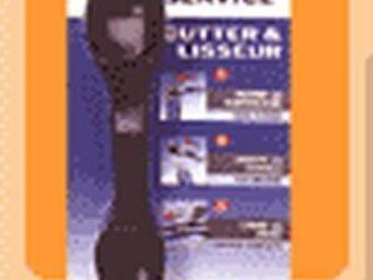 Rubson - cutter & lisseur pour mastic rubson - Dichtung Spachtelmasse