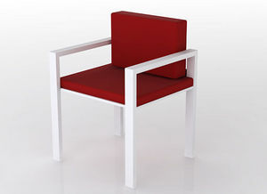 swanky design - lix dining chair - Terrassenstuhl
