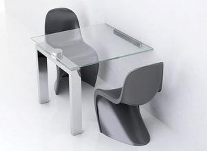 swanky design - havana compact - Quadratischer Esstisch