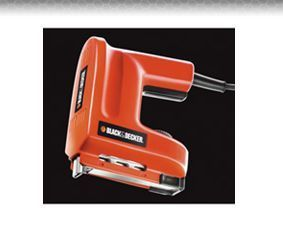 BLACK & DECKER -  - Stoff Tacker