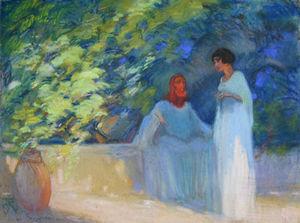 Galerie Brugal -  - Pastell