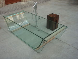 Prizma - zen bathtub - Freistehende Badewanne