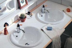 Falerii Ceramica Sanitari - jubilo - Einbauwaschbecken