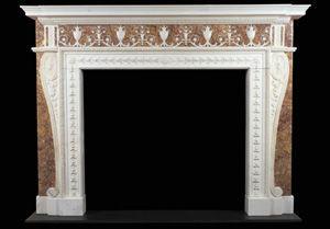 F P FINE ART - chimneypiece - Rauchfangmantel