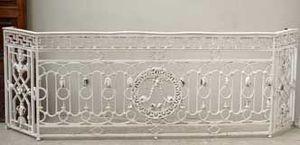 GALERIE MARC MAISON - antique 18th century louis xvi balcony - Balkon