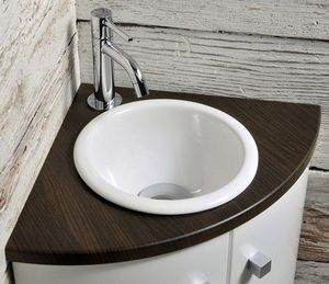 Atlantic Bain - vasque basic 24 - Handwaschbecken