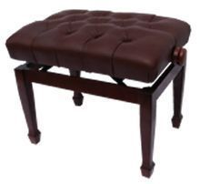Bodiam Fine Furniture - solo adjustable concert stool - Piano Hocker