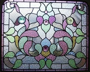 Matthew Lloyd Winder Stained Glass Studios - traditional - Buntglasfenster