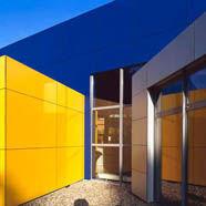 Trespa -  - Fassadendekor