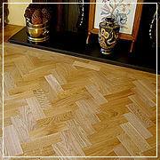 Treework Flooring - oak block - Parkett