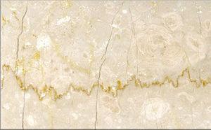 Pisani - botticino classico - Marmor Schild