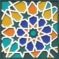 IMAGES D'ORIENT -  - Glasuntersetzer