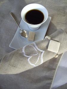ISA M - gingko - Tisch Serviette