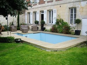 Aqualift - cosy - Traditioneller Swimmingpool