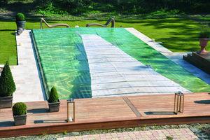 Tiki concept - décorée et personnalisable - Personalisierte Pool Abdeckung