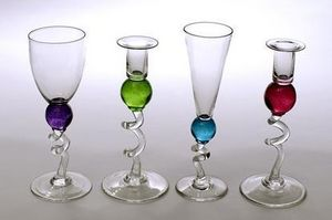 Bob Crooks First Glass -  - Stielglas