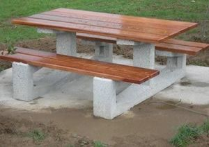 Gitma -  - Picknick Tisch