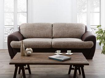 Miliboo - arkansa knp 3p - Sofa 2 Sitzer