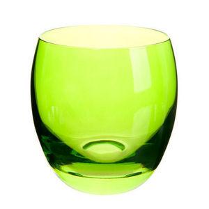 MAISONS DU MONDE - gobelet rond vert - Glas