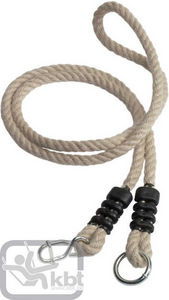 Kbt - rallonge de corde en chanvre synthétique - Schaukelzubehör