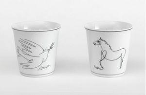 MARC DE LADOUCETTE PARIS - la colombe & le cheval - Duftkerze