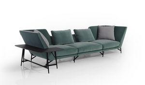 ROCHE BOBOIS - atmos - Sofa 3 Sitzer