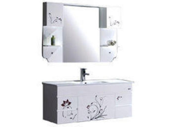 UsiRama.com - meuble salle de bain bain de peintre 1.2m - Badezimmermöbel
