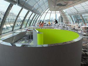 NIDO - kong - Architektenentwurf Bars Restaurants