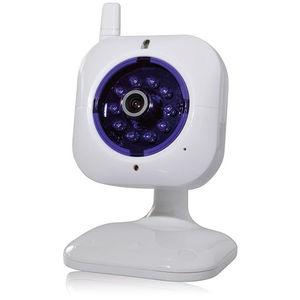 HOME CONFORT - videosurveillance - caméra ip wifi intérieur helio - Sicherheits Kamera