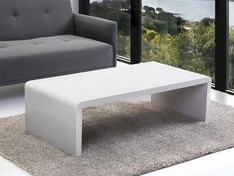 BELIANI - tables basses - Rechteckiger Couchtisch
