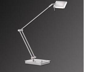COMFORIUM - lampe à poser led pour bureau en acier - Schreibtischlampe