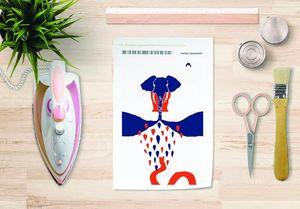 la Magie dans l'Image - papier transfert l'éléphant - Verlegung