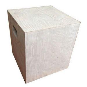Mathi Design - bout de canapé cubic - Hocker
