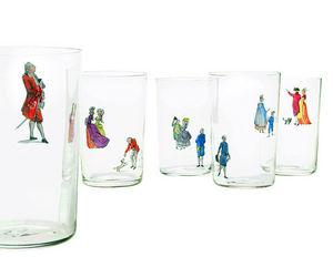 Lobmeyr - promenade - Glas In Orangeade