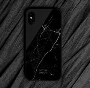 NATIVE UNION - clic marble - Mobiltelefonhülle