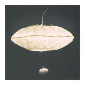 Celine Wright - cumulus - suspension en papier japonais 80 cm - Deckenlampe Hängelampe
