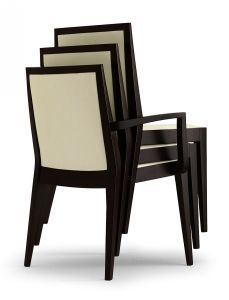 Mas Furniture Contracts -  - Stapelbare Sessel