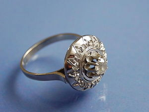 Bijouterie Bottazzi Blondeel PARIS -  - Ring