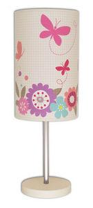 Art et Loupiote - papillon - Kinderlampe
