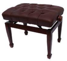 Bodiam Fine Furniture - solo adjustable concert stool - Piano Hocker